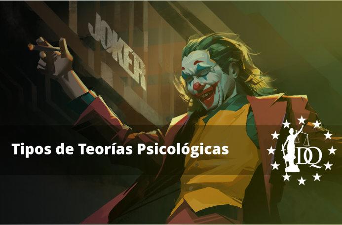 Tipos de Teorías Psicológicas 2021