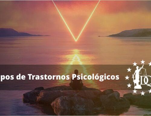 Tipos de Trastornos Psicológicos   Estudiar Psicología Online